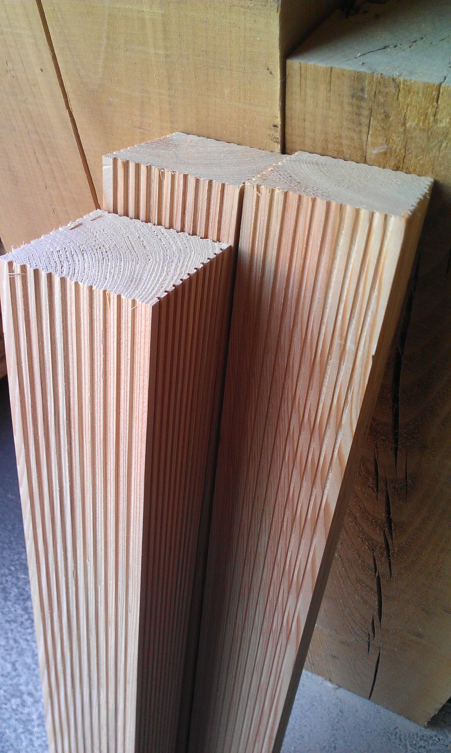 Zaunmaterial – Sägewerk Schmitz